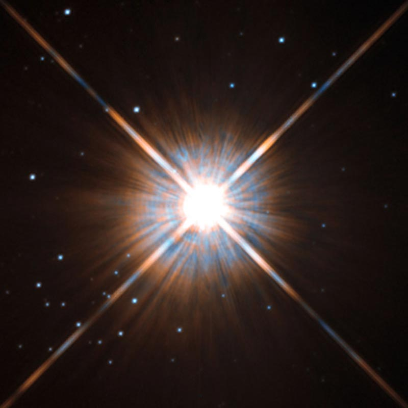 Massive Flare Seen on Closest Star to the Solar System: What It Means for Chances of Alien Neighbors
