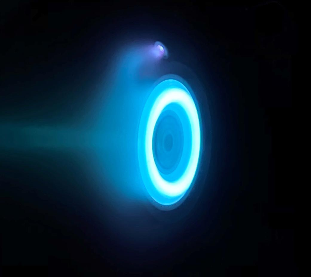 Ring of Firepower: Electric Hall Thruster for NASA's Psyche Spacecraft Propulsion - SciTechDaily