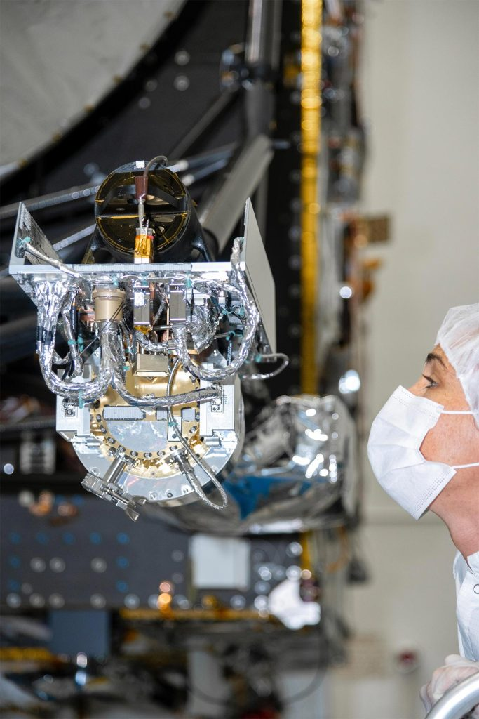 Psyche's Gamma Ray and Neutron Spectrometer Up Close