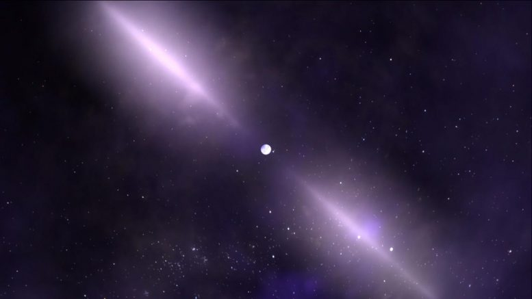 Pulsar Fast-Spinning Neutron Star