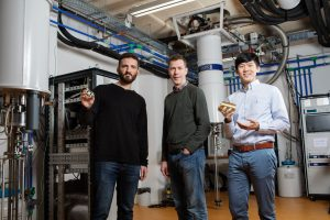 Quantum Race Accelerates Development of Silicon Quantum Chip