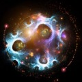 Quantum Weirdness Caused by Interacting Parallel Worlds