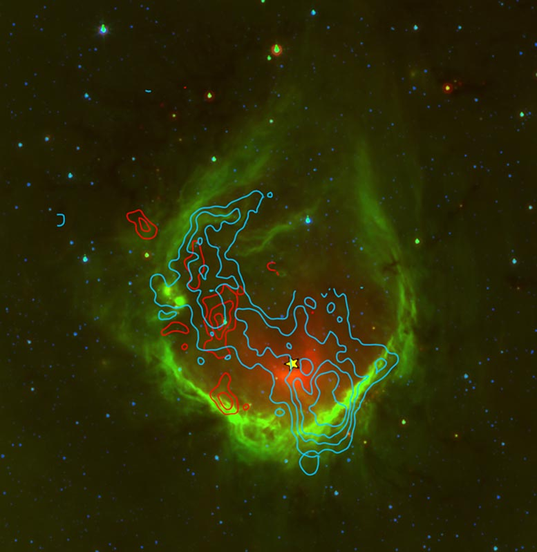 Stellar Feedback and an Airborne Observatory: Nebula Actually Much Younger Than Previously Believed