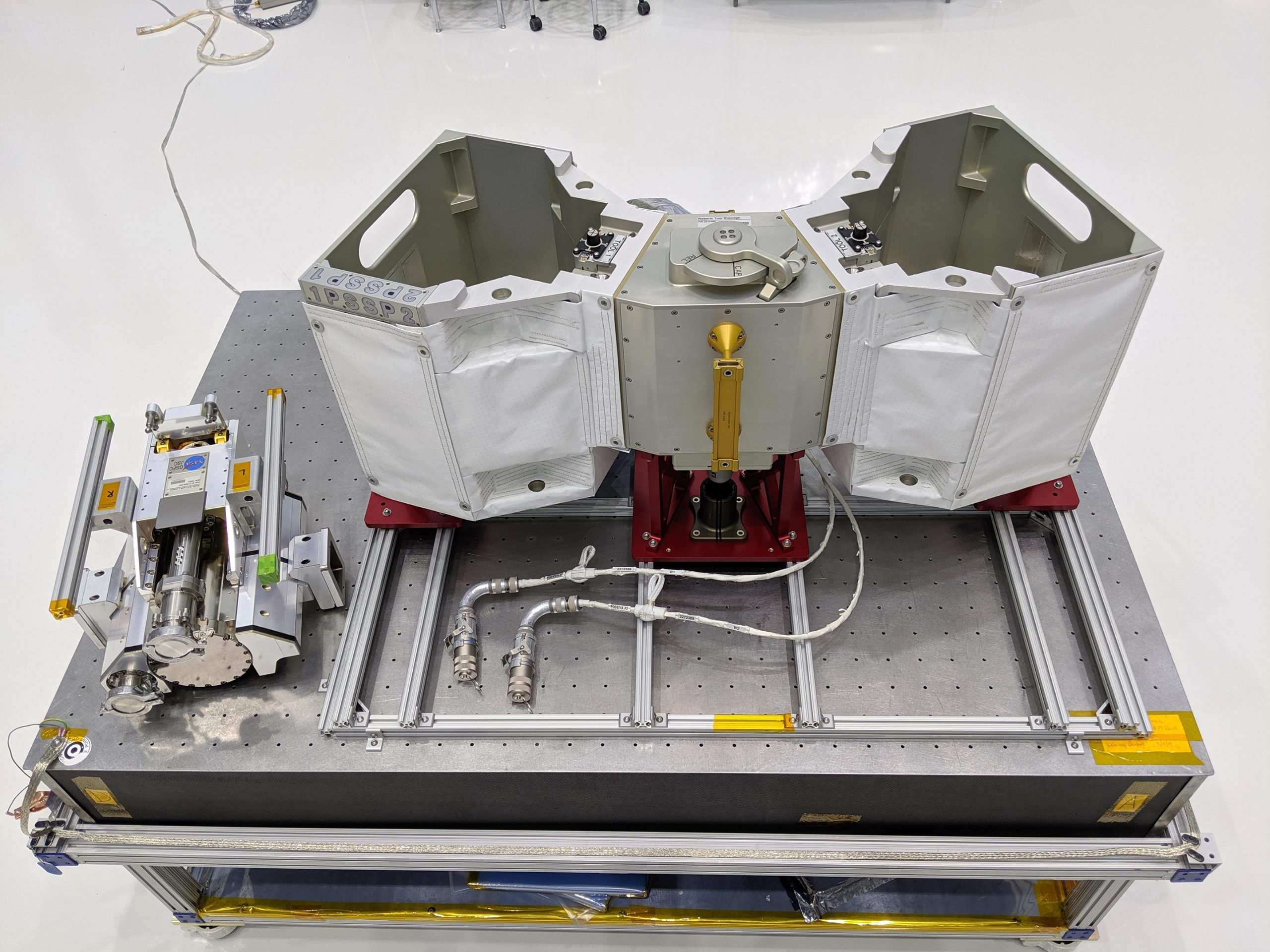 NASA to launch 'robot hotel' to Int'l Space Station