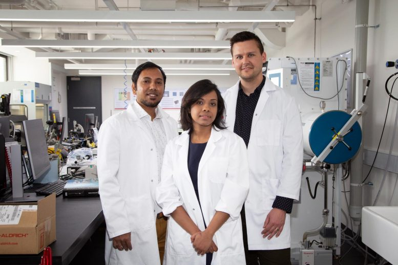 RMIT Flexible Electronics Research Team