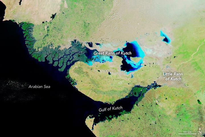 Rann of Kutch 2021 Annotated