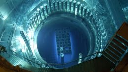 Reactor Core of the Gosgen Nuclear Power Plant