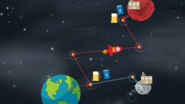 Refueling at the Moon is the Best Option for Successful Mission to Mars
