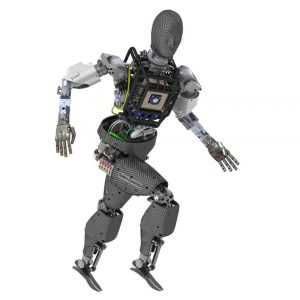 Rendering of the Government-Furnished Equipment robot being developed for the DARPA Robotics Challenge