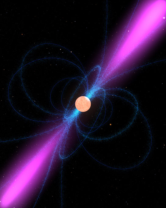 Research Reveals that Neutron Star Glitches Have a Minimum Size