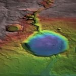 Research Shows Warmth and Flowing Water on Early Mars