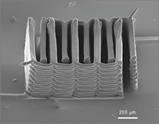 Researchers 3D Print Lithium Ion Microbatteries