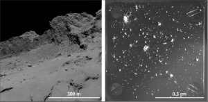Researchers Analyze Chemical Make Up of Comet 67P
