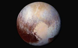 Researchers Believe An Interior Ocean May Be Driving Geologic Activity on Pluto