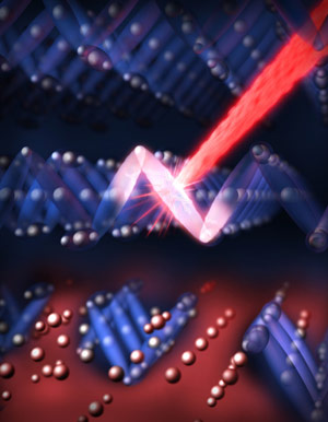 Researchers Clock the Fastest Possible Electrical Switching in Magnetite