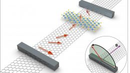 Researchers Demonstrate Spin Anisotropy in Graphene