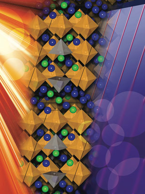 Researchers Demonstrate a New Paradigm for Solar Cell Construction
