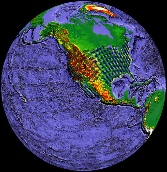 Researchers Detect Water in Earths Mantle
