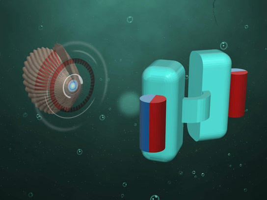 Researchers Develop Nano Devices That Can be Propelled Through Media Similar to Bodily Fluids