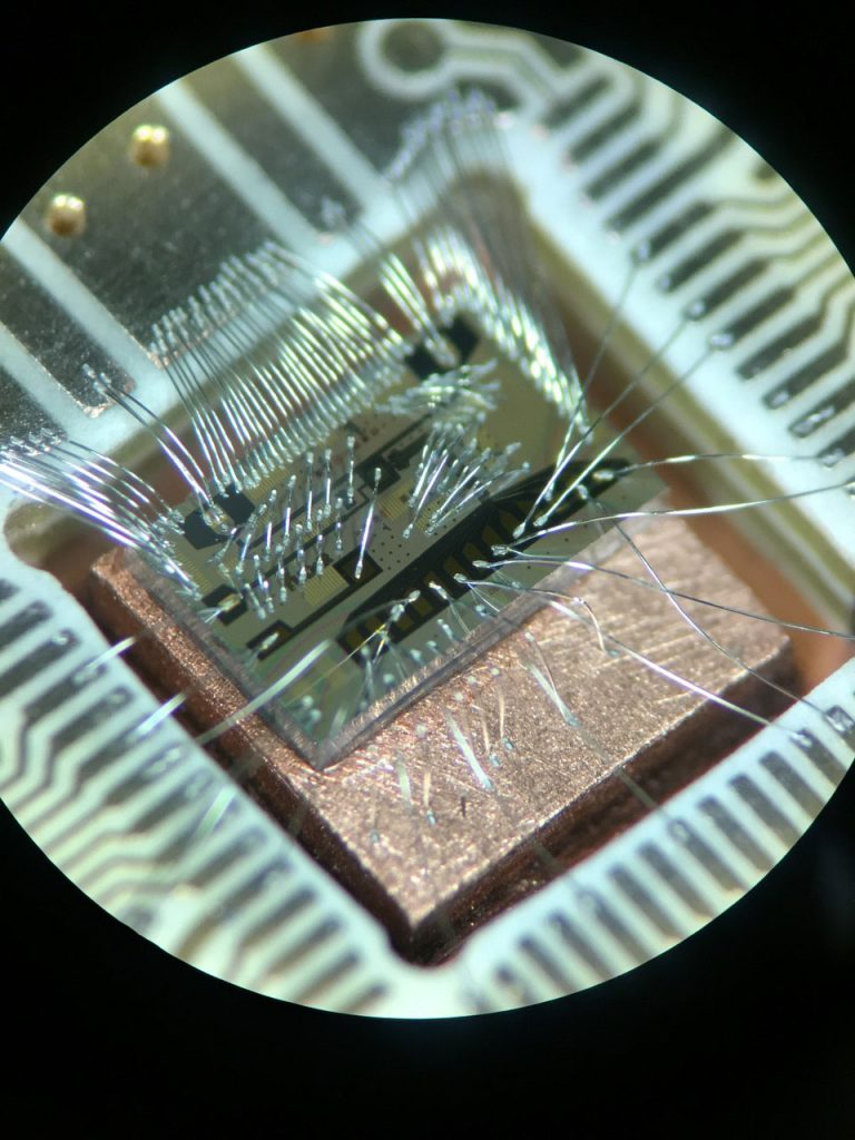 Researchers Develop Silicon Quantum Chip