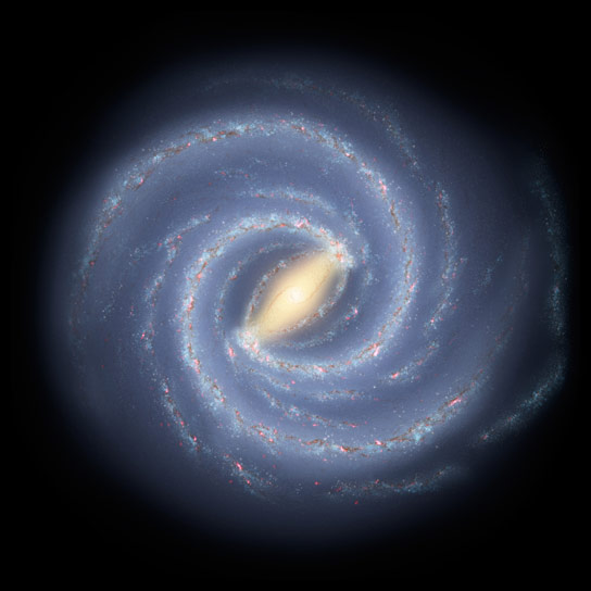 Researchers Devise Method for Calculating the Mass of Galaxies