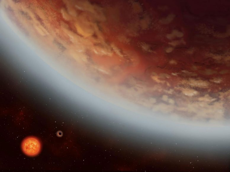 Researchers Discover Two Super-Earths Around Red Dwarf K2-18