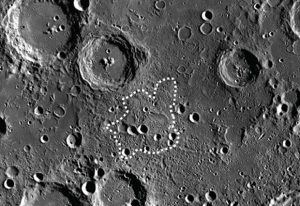 Researchers Discover a Mysterious Mound on the Lunar Surface