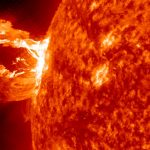 Researchers Explain Magnetic Field Misbehavior in Solar Flares