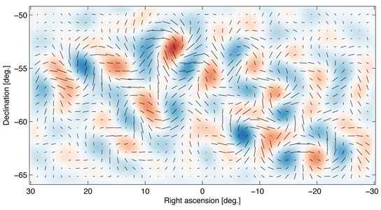 Researchers Find Direct Evidence of Cosmic Inflation
