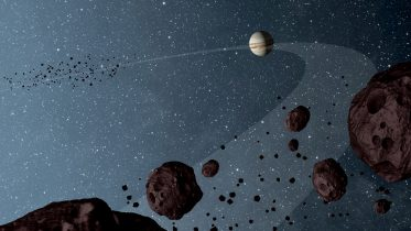 Researchers Find Evidence of Early Planetary Shake Up