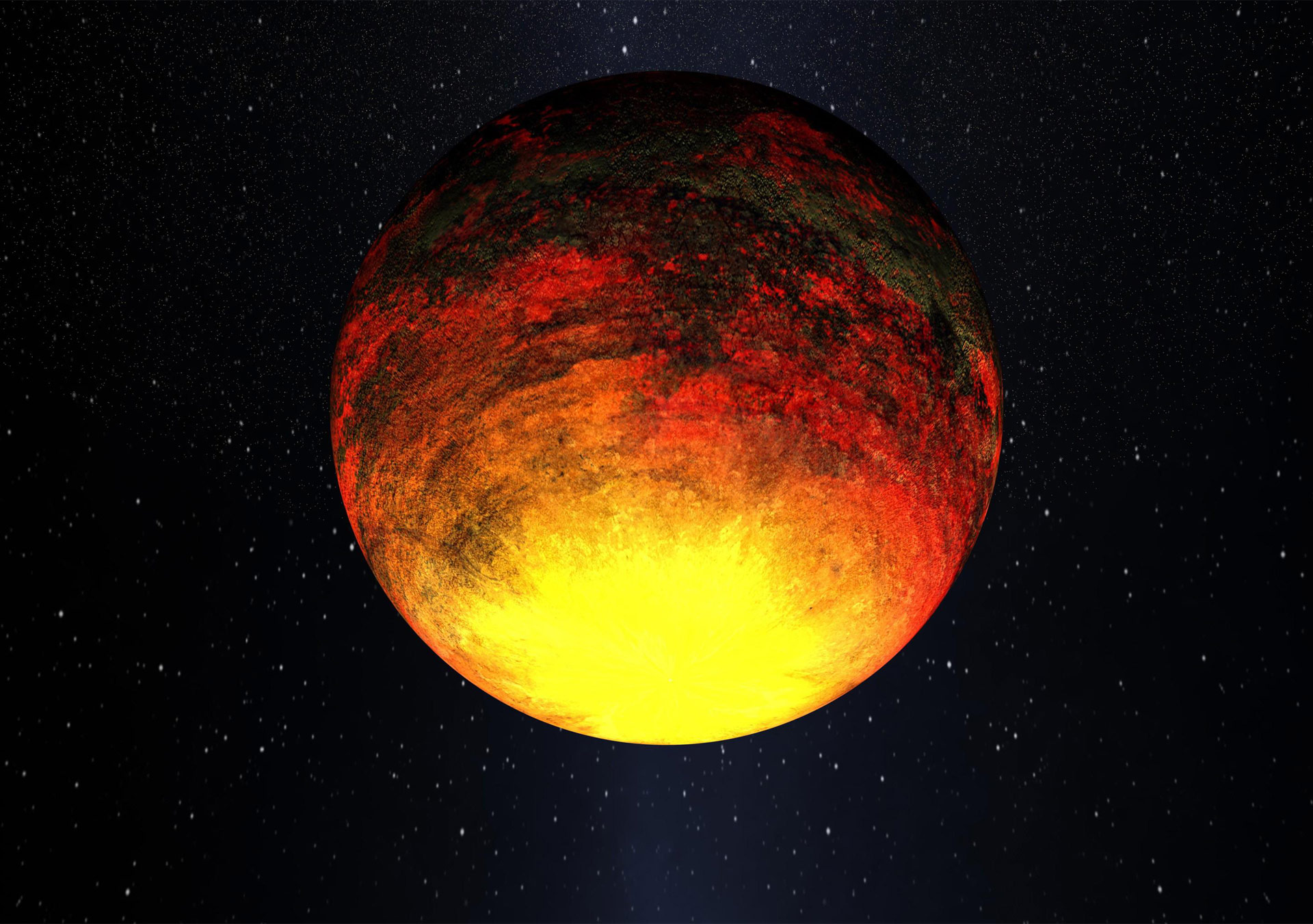 Researchers Propose a Method to Investigate Exoplanet Surfaces