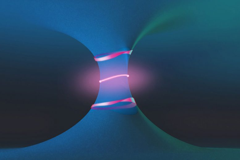 Researchers Observe New Exotic Phenomena in Photonic Crystals
