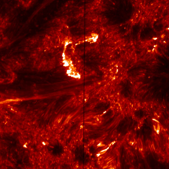 Researchers Present New Clues to the Mystery of Coronal Heating