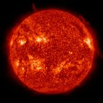 Researchers Reveal Model of Suns Magnetic Field