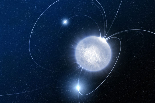 Researchers Shed New Light on Star Death