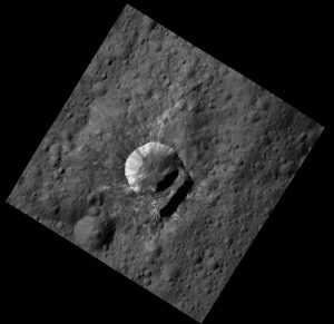 Researchers Show Bright Areas on Ceres Suggest Geologic Activity