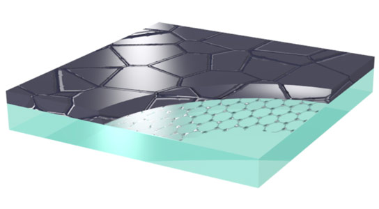 New Possibilities for Graphene in Thin-Film Photovoltaics