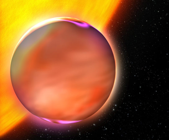 Reserchers Develop a New Model to Detect Life on Planets