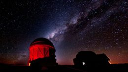 Results of First Search for Visible Light Associated with Gravitational Waves