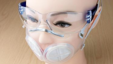 Engineers Design a Reusable, Silicone Rubber Face Mask With an N95 Filter