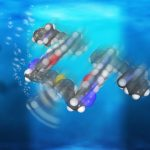 Rice Develops Light-Driven Nanosubmarines
