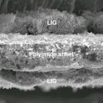Rice Scientists Show Vertical Microsupercapacitors with Laser induced Graphene