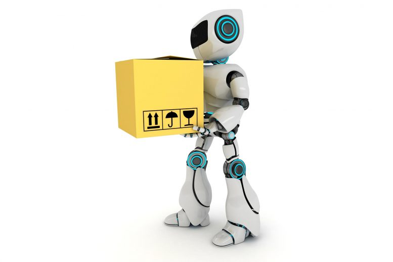 Robot Package Delivery