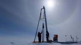 Rochester Researchers in Greenland