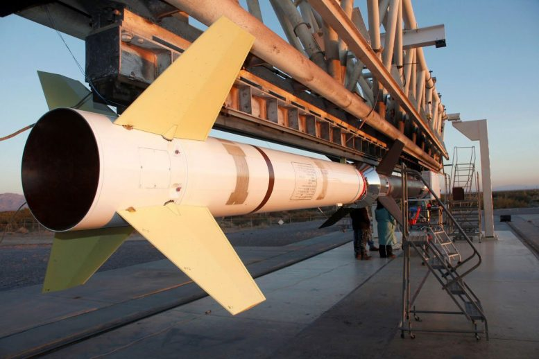 Rocket to View Sun with X Ray Vision