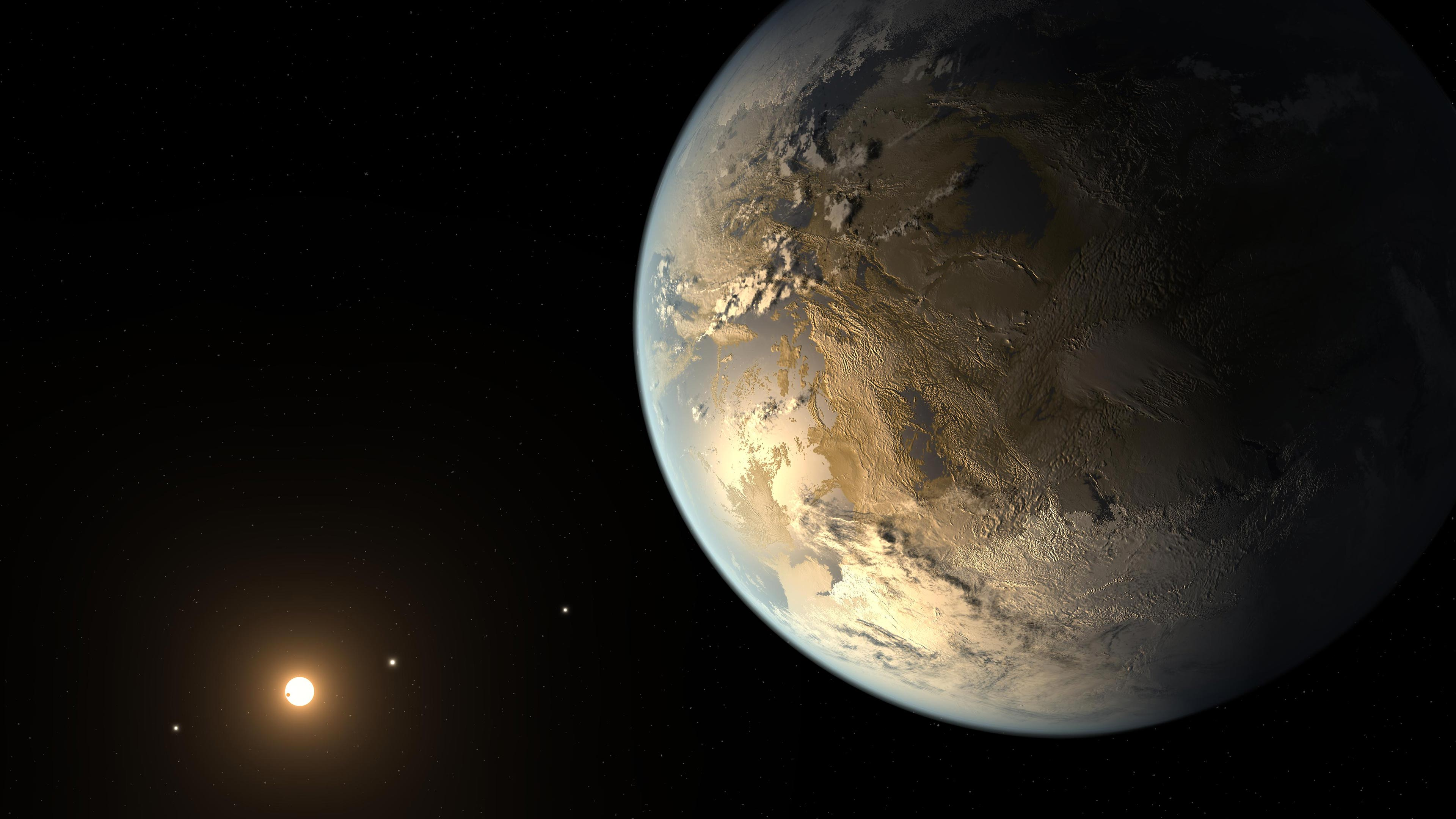 Alternative Earths – Secrets of Sustaining Life - SciTechDaily
