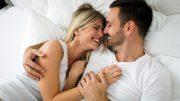Romantic Playful Couple