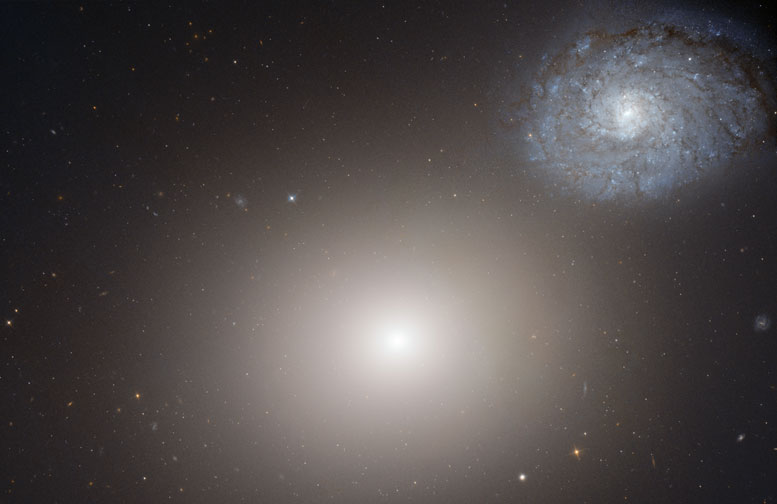 Rotation Speed Helps Reveal Galaxy Shapes