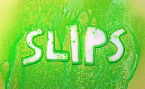 SLIPS (slippery-liquid-infused porous surfaces)