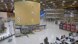 SLS Core Stage Construction